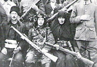 Kurtuluş Savaşının kadın kahramanlarından Kara Fatma
