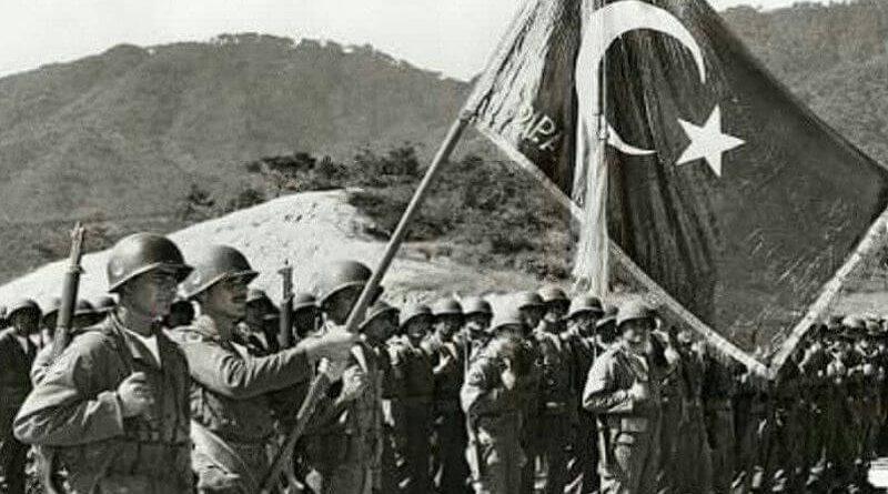 Kora Savaşında Türk Askerleri