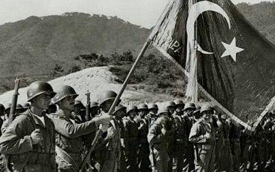 Kore Savaşında Türk Askeri