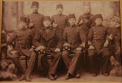 Mustafa Kemal Atatürk'ün okul hayatı - Harp Okulu