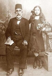 Mustafa Kemal Atatürk'ün öğretmeni - Şemsi Efendi