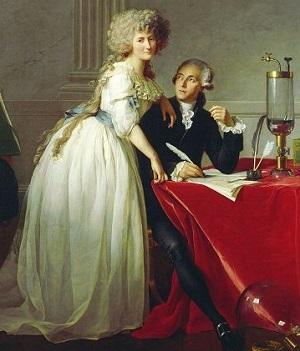 Antoine Lavoisier ve Eşi