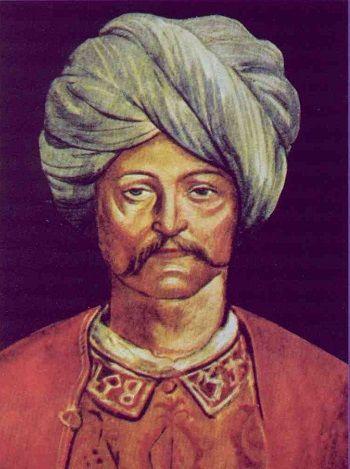 Cem Sultan portresi