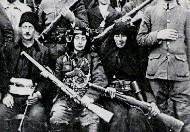 Kurtuluş Savaşında Kadın Kahramanlar