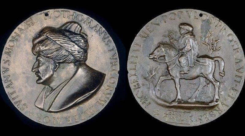 Fatih Sultan Mehmet Madalyonu