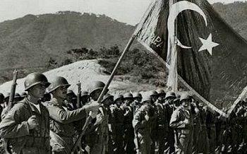 Kore savaşı ve Kore'de Türk Askeri