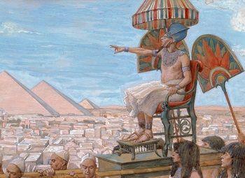 Eski Mısır, Firavun, teokrasi