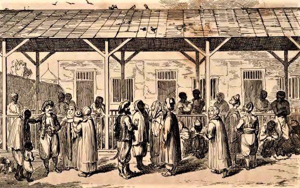 İstanbul köle pazarı, Köleliğin kaldırılması