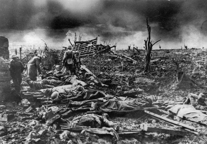 Birinci Dünya Savaşının sonuçları